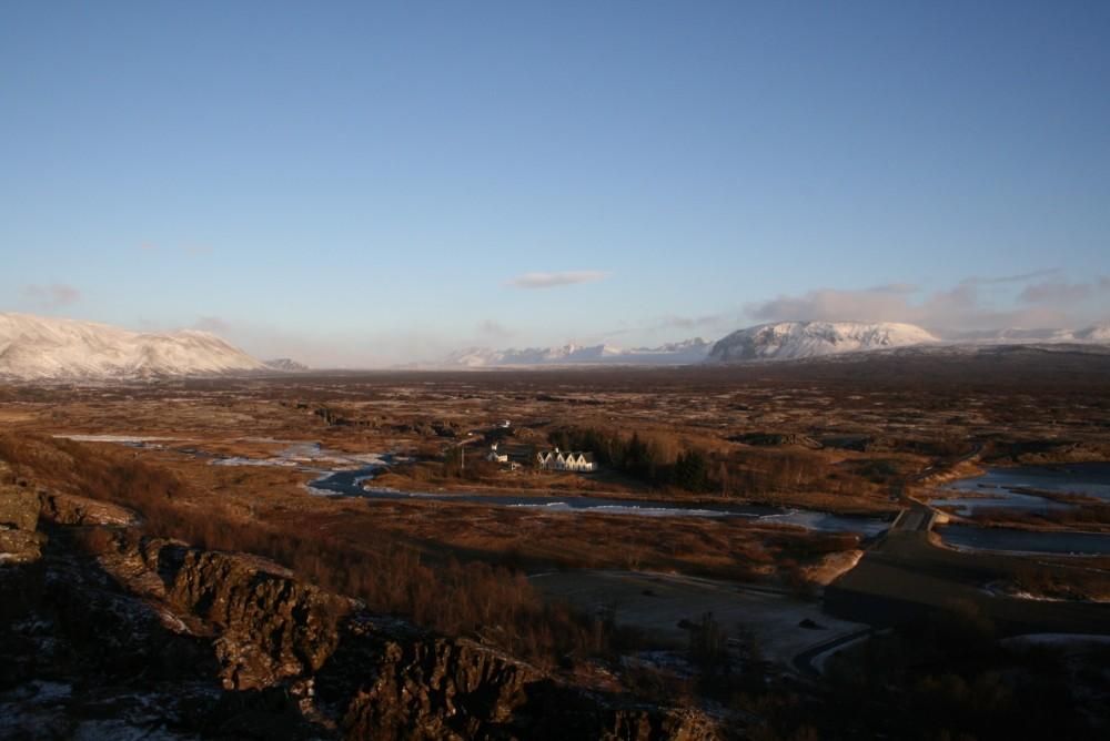 地球の割れ目 ギャウ アイスランド旅行@ブループラネットツアー
