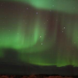 オーロラの写真 アイスランド旅行@ブループラネットツアー
