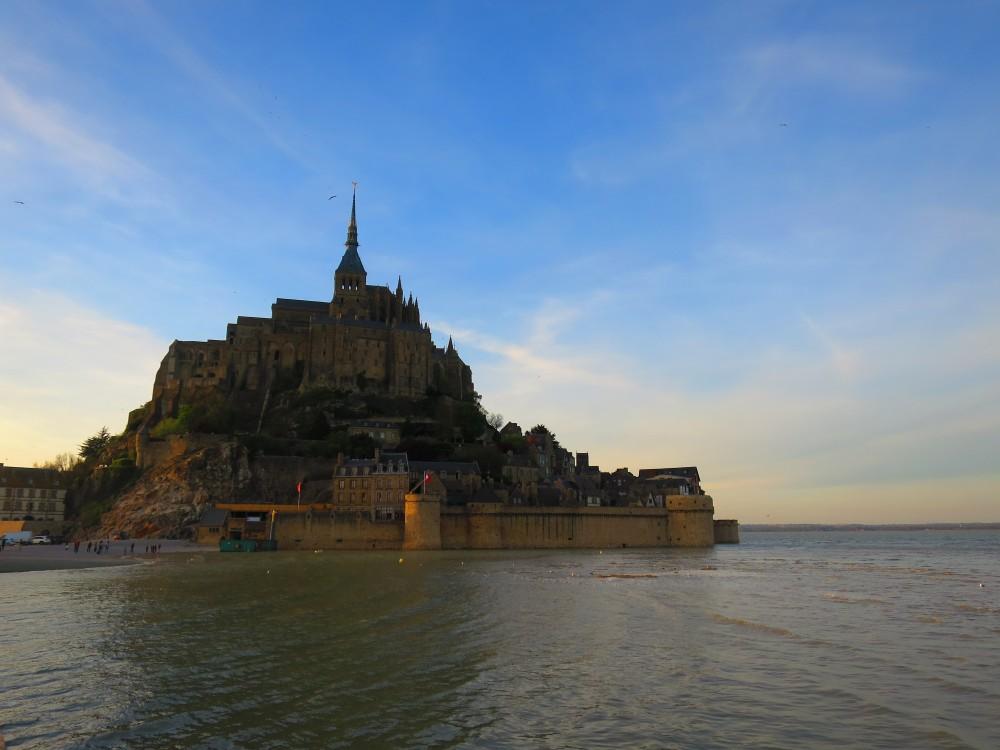 モンサンミッシェル|スーパー大潮|フランス旅行@ブループラネットツアー