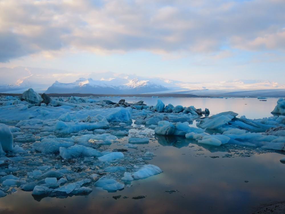 ヨークルサルロン アイスランド旅行@ブループラネットツアー