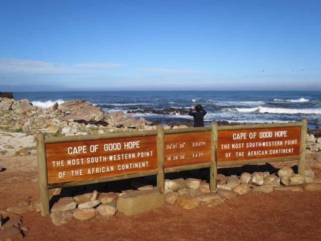 喜望峰|ケープ岬|南部アフリカ旅行@ブループラネットツアー