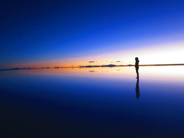ウユニ塩湖|天空の鏡|ボリビア・ウユニ塩湖旅行@ブループラネットツアー
