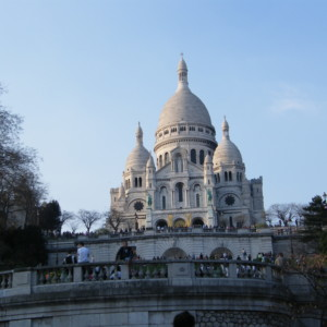 サクレクール|モンマルトル|フランス旅行@ブループラネットツアー