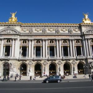 オペラ座|フランス旅行@ブループラネットツアー
