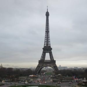 エッフェル塔 フランス旅行@ブループラネットツアー