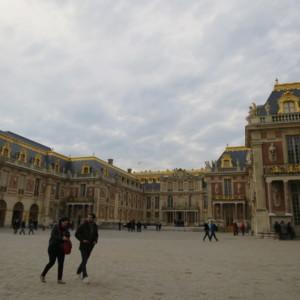 ヴェルサイユ宮殿|フランス旅行@ブループラネットツアー