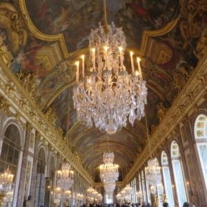 鏡の回廊|ヴェルサイユ宮殿|フランス旅行@ブループラネットツアー
