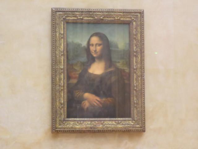 モナリザ|ダヴィンチ|ルーブル美術館|フランス旅行@ブループラネットツアー