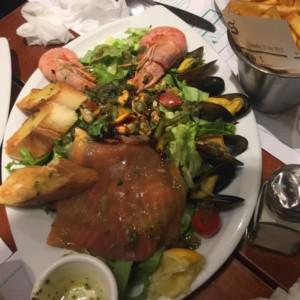 北海料理|フランス旅行@ブループラネットツアー