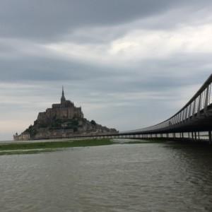 モンサンミッシェル フランス旅行@ブループラネットツアー