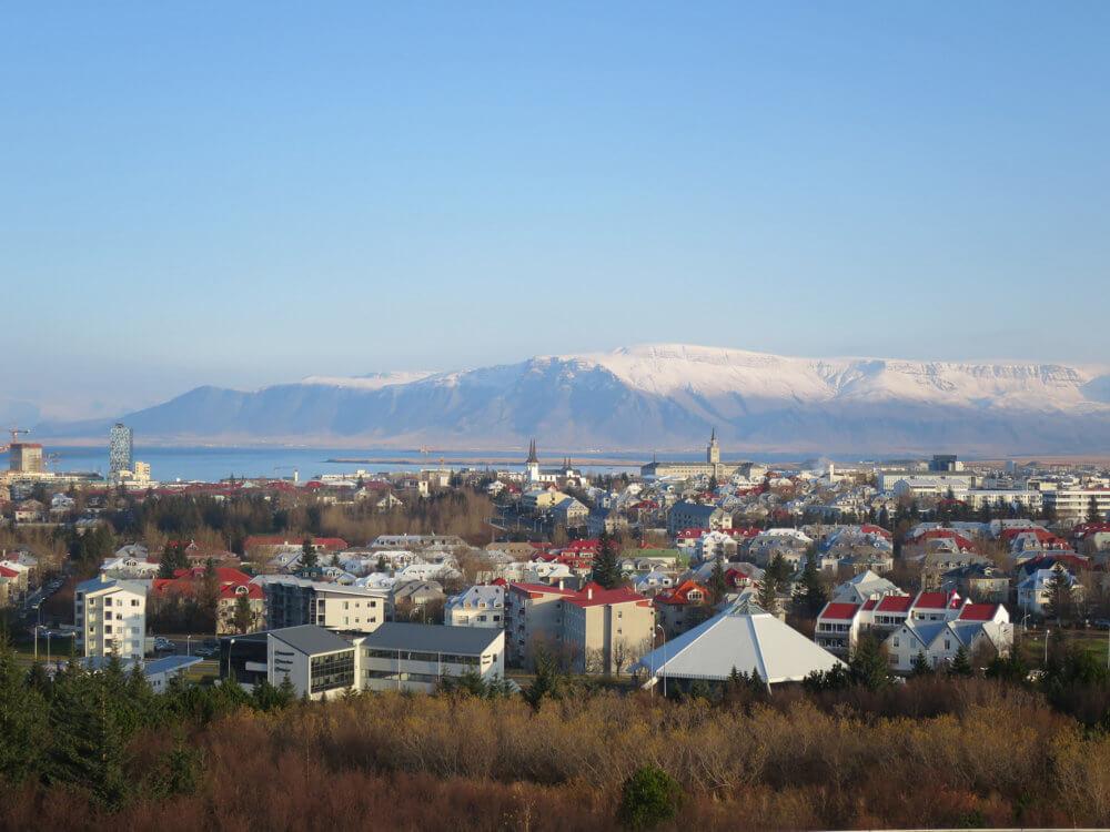 レイキャビク アイスランド旅行@ブループラネットツアー