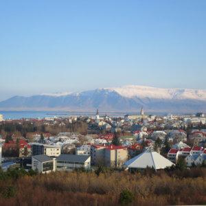 レイキャビク|アイスランド旅行@ブループラネットツアー
