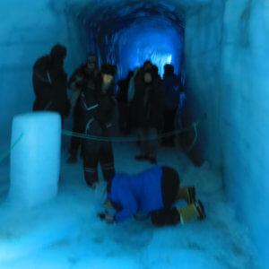 アイスケイブ アイスランド旅行@ブループラネットツアー