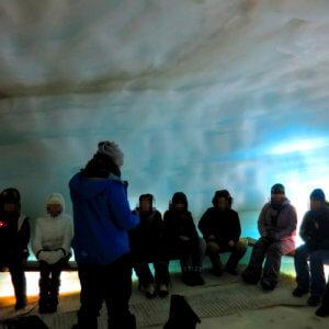 アイスランドのアイスケイブ アイスランド旅行@ブループラネットツアー