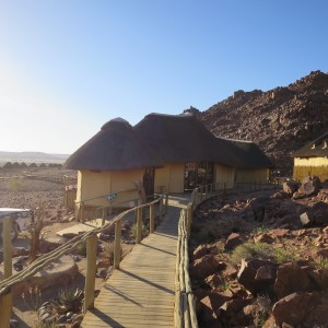 ソススドューンロッジ ナミブ砂漠 南部アフリカ旅行@ブループラネットツアー