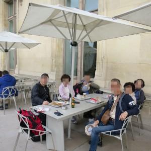 フランス料理|ルーブル美術館|フランス旅行@ブループラネットツアー
