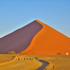 ドューン40 ドューン45 ナミブ砂漠 南部アフリカ旅行@ブループラネットツアー