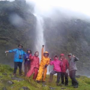 サザーランドの滝
