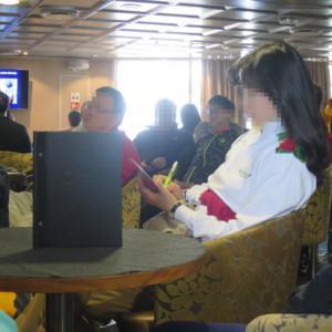 南極クルーズ中の講義|南極クルーズ船|南極・南極上陸クルーズ旅行@ブループラネットツアー