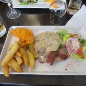 肉料理 フランス旅行@ブループラネットツアー