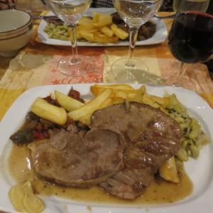 羊料理 フランス旅行@ブループラネットツアー
