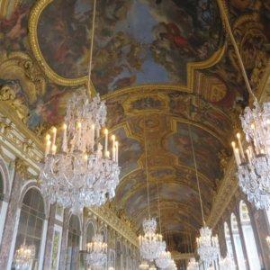 ヴェルサイユ|鏡の回廊|フランス旅行@ブループラネットツアー