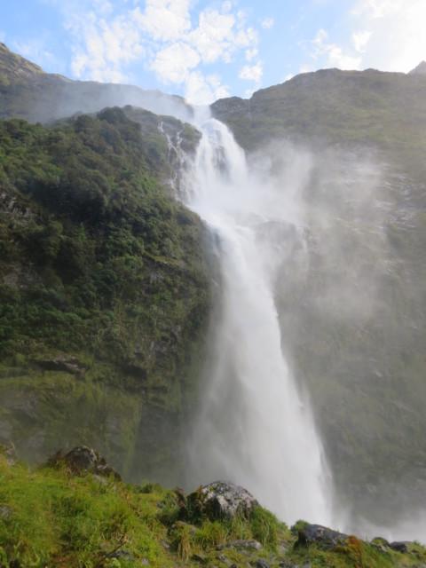 サザーランド滝