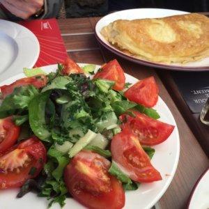 オムレツ|モンサンミッシェル|フランス旅行@ブループラネットツアー