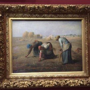 落ち穂拾い|ミレー|オルセー美術館|フランス旅行@ブループラネットツアー