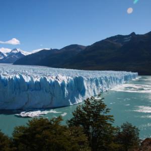 ペリートモレノ氷河③ 氷河の崩落 アルゼンチン・パタゴニア旅行@ブループラネットツアー
