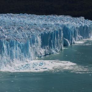 ペリートモレノ氷河② 氷河の崩落 アルゼンチン・パタゴニア旅行@ブループラネットツアー