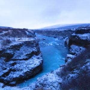 バルナフォッサル滝|アイスランドの滝|アイスランド旅行@ブループラネットツアー