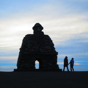 アイスランドのスナイフェルス半島 アイスランド旅行@ブループラネットツアー