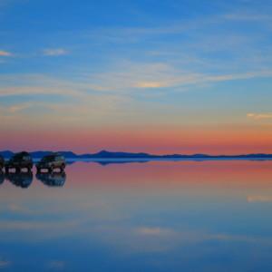 ウユニ塩湖|天空の鏡|ボリビア'・ウユニ塩湖旅行@ブループラネットツアー