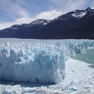 ペリートモレノ氷河① 氷河の崩落 アルゼンチン・パタゴニア旅行@ブループラネットツアー