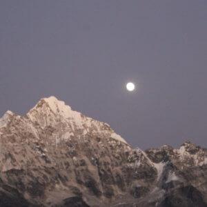 タムセルク ネパール・エベレスト街道トレッキング旅行@ブループラネットツアー