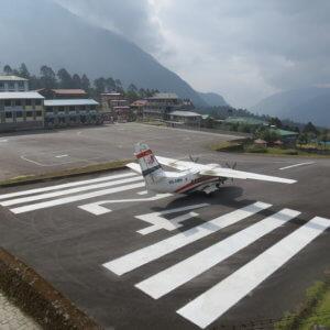ルクラ空港