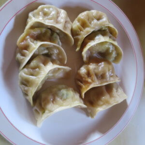 ネパールの餃子 モモ