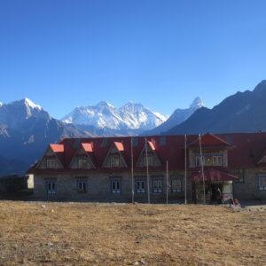 コンデリゾート|ネパール・エベレスト街道トレッキング旅行@ブループラネットツアー