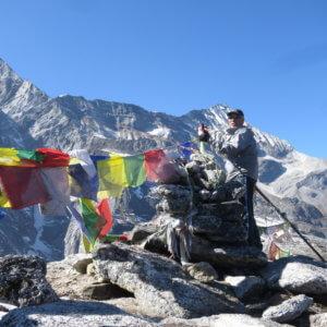 パラクピーク|ネパール・エベレスト街道トレッキング旅行@ブループラネットツアー