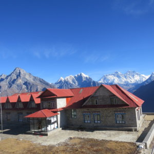 コンデ|ネパール・エベレスト街道トレッキング旅行@ブループラネットツアー