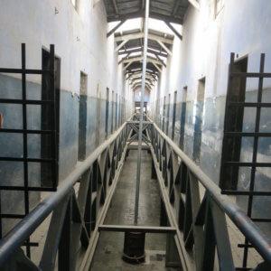 元監獄と船舶博物館 ウシュアイア 南極クルーズ船 南極・南極上陸クルーズ旅行@ブループラネットツアー