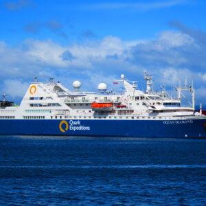 オーシャンダイヤモンド 南極クルーズ船 南極・南極上陸クルーズ旅行@ブループラネットツアー