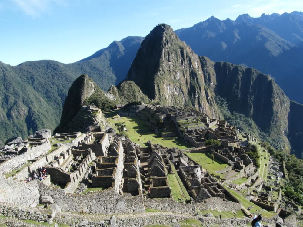 マチュピチュ遺跡|ワイナピチュ|ペルー・マチュピチュとナスカ旅行@ブループラネットツアー