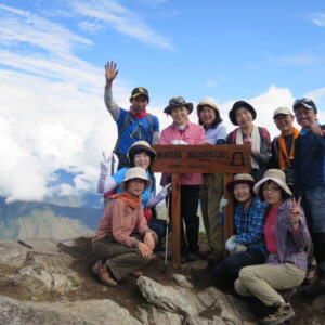 マチュピチュ遺跡 マチュピチュ山 ペルー・マチュピチュとナスカ旅行@ブループラネットツアー