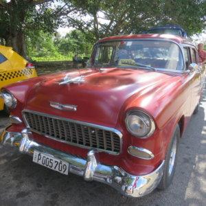 世界遺産 クラシックカー キューバ・世界遺産旅行@ブループラネットツアー