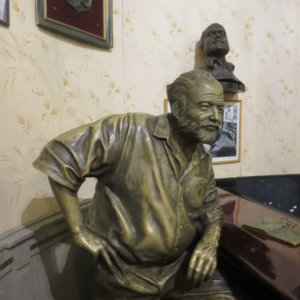 世界遺産 ハバナのカフェのフロリディータ ヘミングウェイ キューバ・世界遺産旅行@ブループラネットツアー