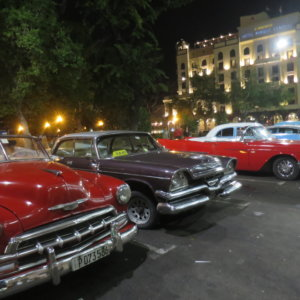 世界遺産 ハバナのクラシックカー キューバ・世界遺産旅行@ブループラネットツアー