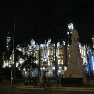 世界遺産|ハバナの夜景|キューバ・世界遺産旅行@ブループラネットツアー