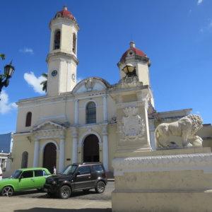 世界遺産|シエンフェーゴスの教会|キューバ・世界遺産旅行@ブループラネットツアー